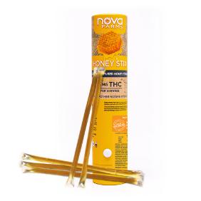 Nova Farms Honey Stix: Strawberry