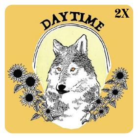 Howl's Tincture (Daytime 2x Strength)
