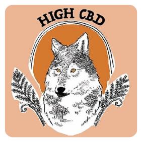 Howl's Tincture (10:1) (CBD)