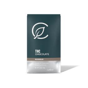 Curaleaf Milk Chocolate Bar (100mg): Sativa