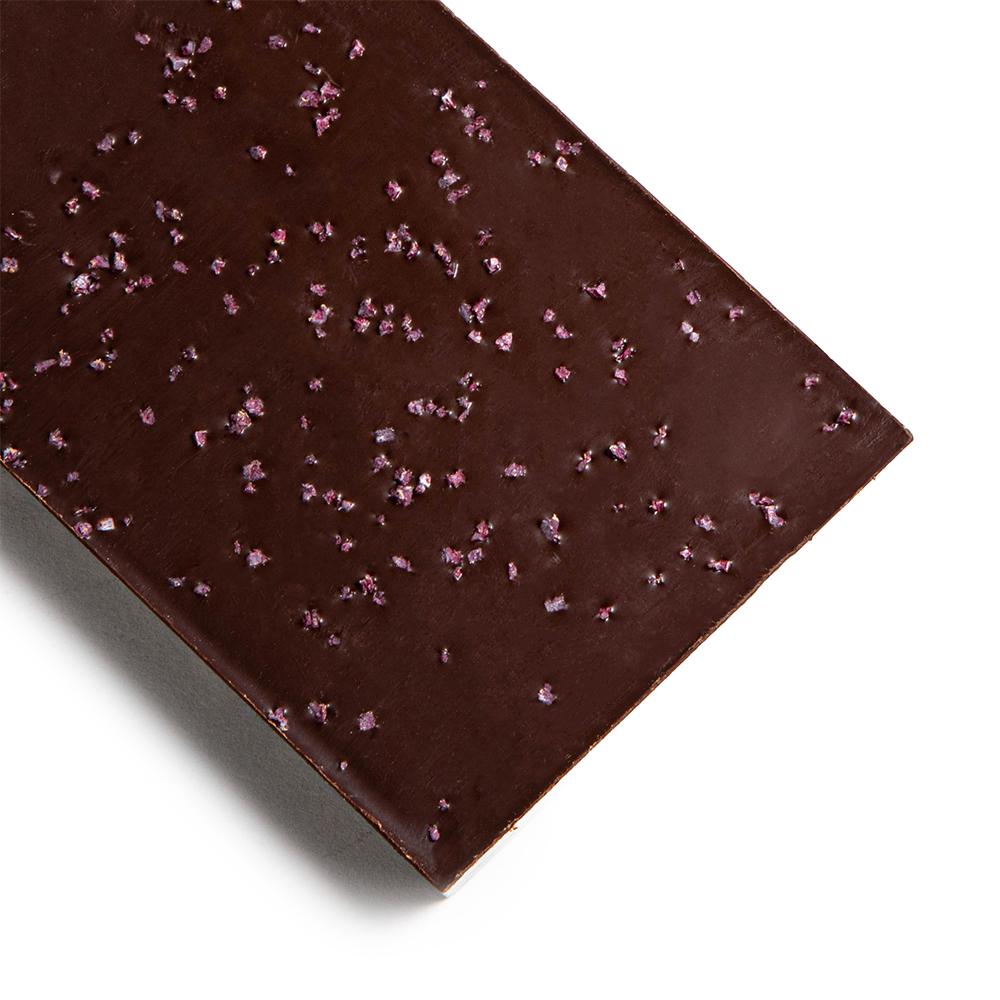 Bourbon Caramel Sea Salt Chocolate Bar